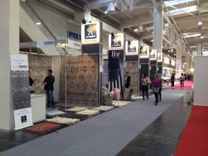 GoodWeave at Domotex, 2014